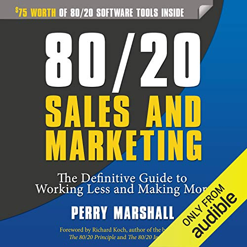 80 20 sales and marketing